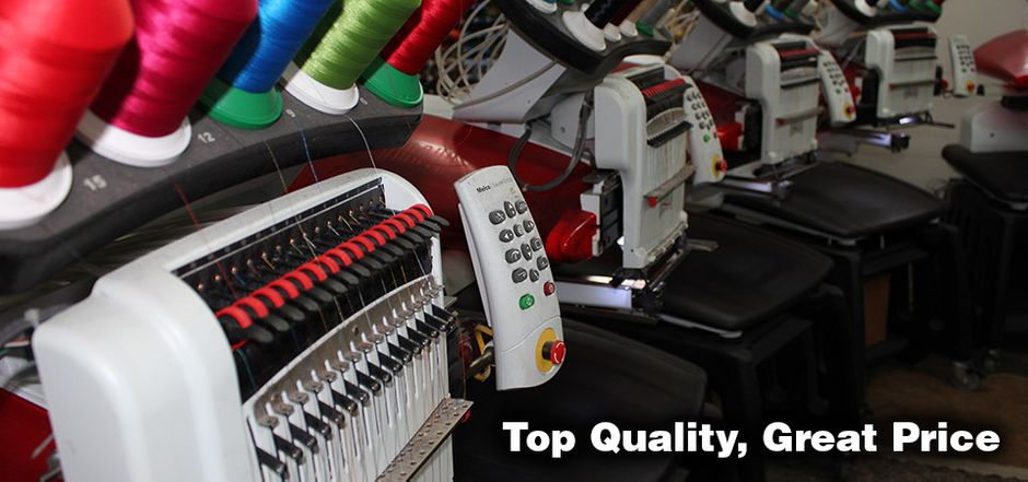 Top Quality, Great Price | Embroidery machine